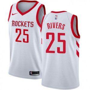 Austin Rivers White Jersey 1